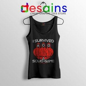 Squid Game Survivor Tank Top Childrens Games
