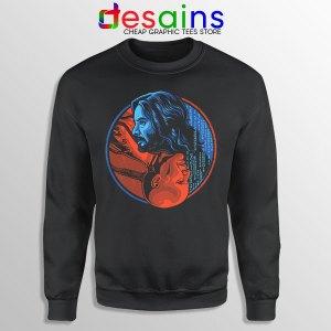 The Choice Matrix 4 Sweatshirt Keanu Reeves