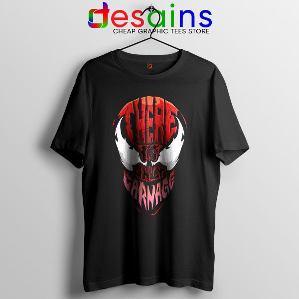 There is Only Carnage Tshirt Symbiote Comics