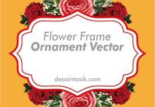 flower-frame-ornament-vektor-warna