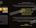 Template Undangan Khitanan Mentah Vector CDR Editable Kartun Download