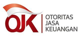 Logo OJK Vektor Corel PNG