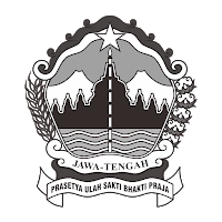 Logo Prov Jawa Tengah Hitam Putih PNG