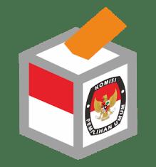 logo KPU Kotak suara