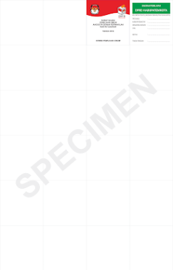 Contoh surat suara DPRD-desaintasik.com