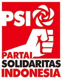 Logo partai PSI