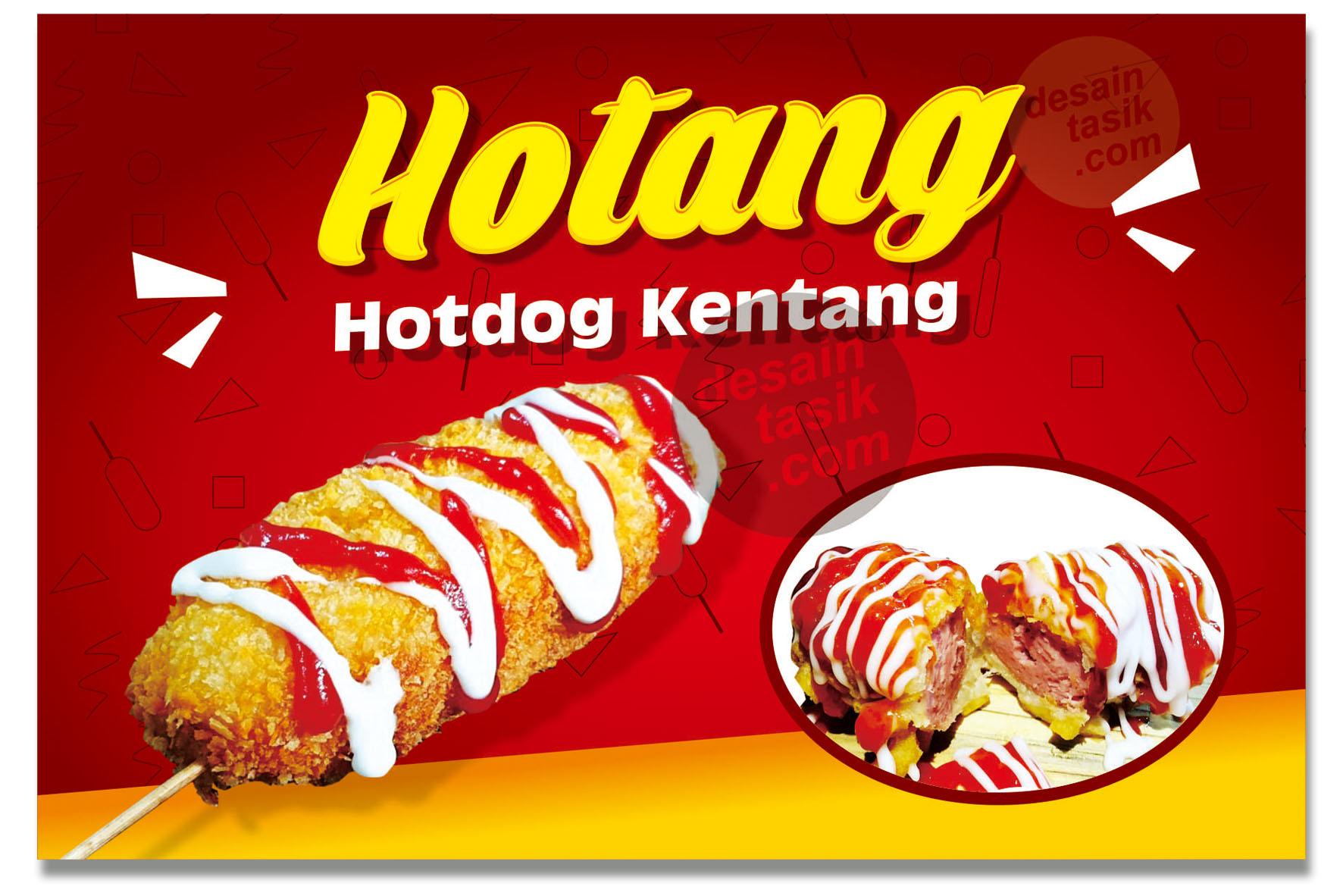 Contoh Desain Banner Spanduk Hotang Kekinian | Desaintasik.com
