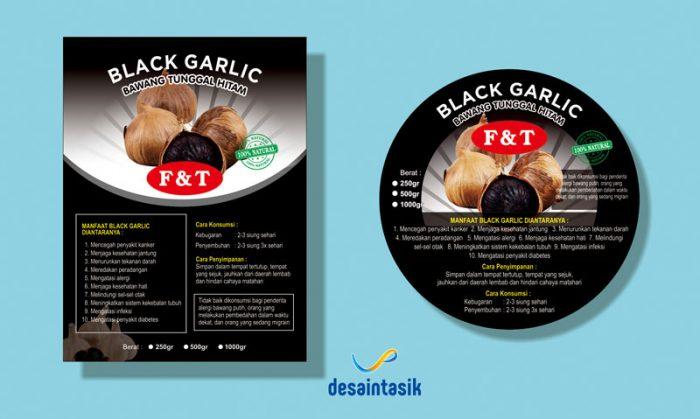 desain-stiker-black-garlic-desaintasik