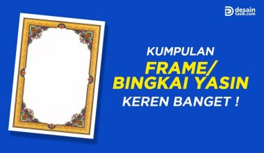 download frame bingkai border yasin vector png free_desaintasik