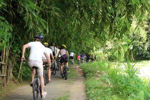 Cycling di Bali Hai - Desa Pengelipuran - Perayu