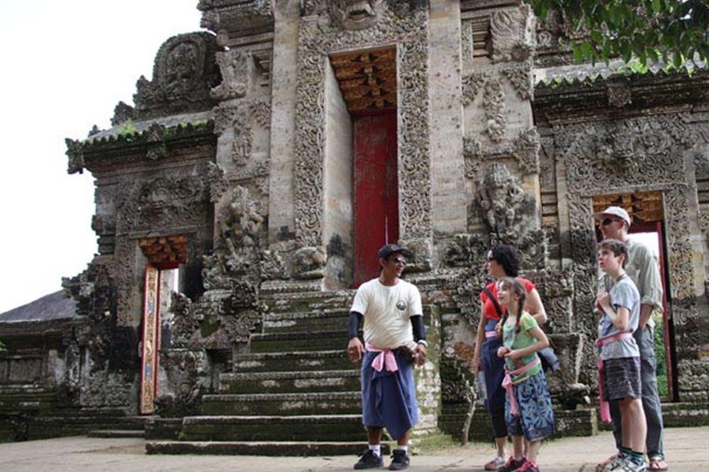 Cycling di Bali Hai Desa Penglipuran - Pura Kehen