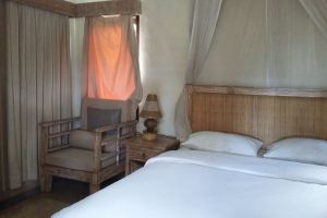 Guest House Desa Penglipuran Bangli Bali - Lampu Kamar