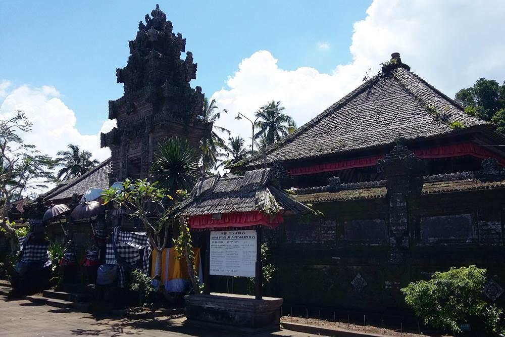 Harga Tiket Masuk Desa Penglipuran Bali - Pura