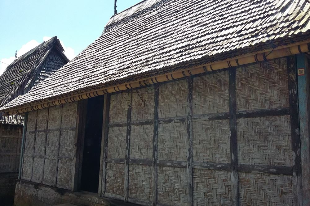 Harga Tiket Masuk Desa Penglipuran Bali - Rumah