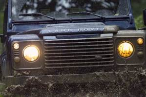 Land Rover Amazing Race Desa Penglipuran Bali