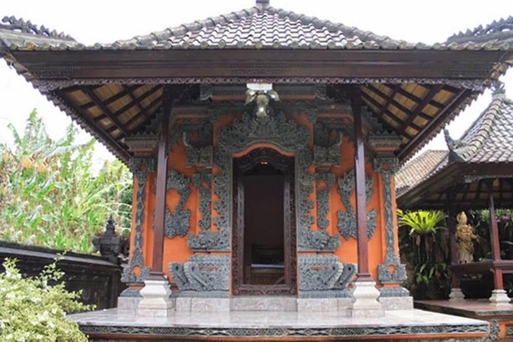 Rumiani Homestay Desa Penglipuran Bangli Bali - Depan
