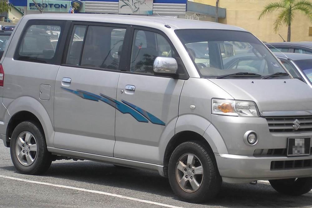 Transport Servise di Desa Penglipuran - APV 02