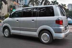 Transport Servise di Desa Penglipuran - APV 04