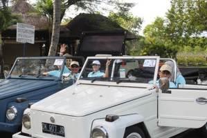 VW Safari Amazing Race Desa Penglipuran Bali