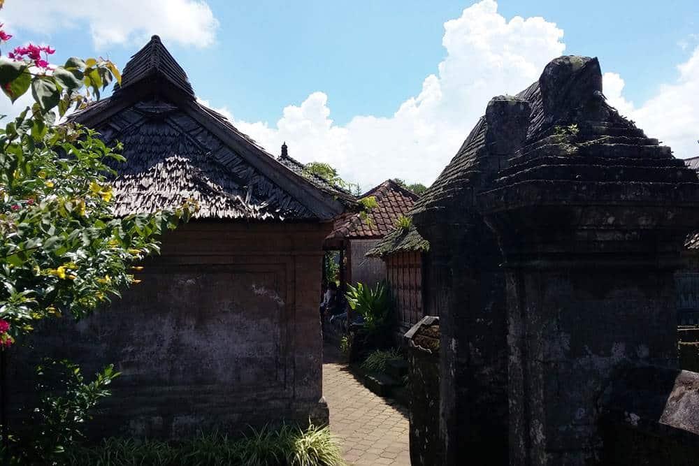 Lokasi Desa Penglipuran Bangli, Bali
