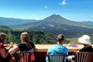 Wisata Desa Penglipuran Kombinasi Hot Spring - Gunung Batur