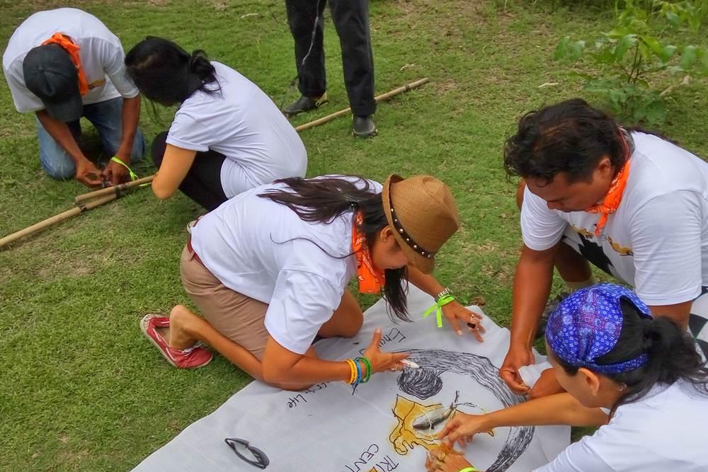 Tema Acara Outing di Desa Penglipuran Bali