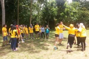 Gathering di Bali PT Triniti Dinamik 01