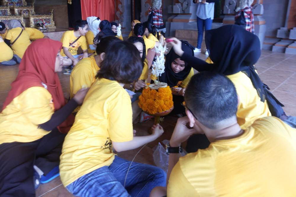 Gathering di Bali PT Triniti Dinamik 03