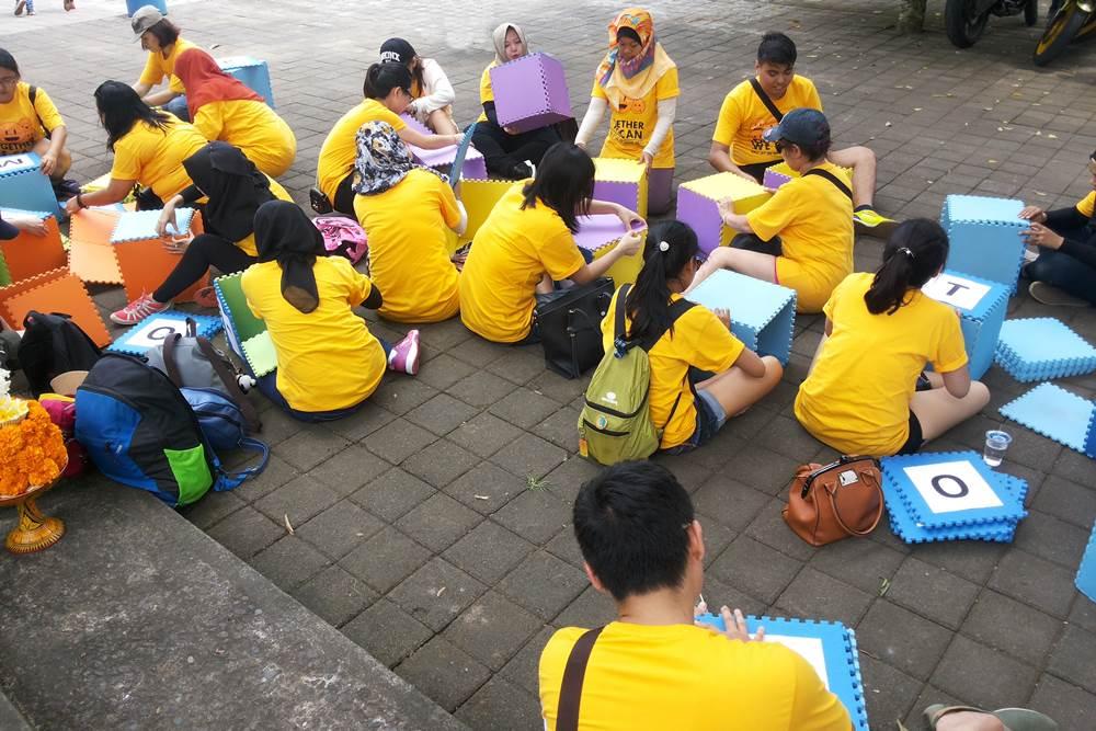 Gathering di Bali PT Triniti Dinamik 05