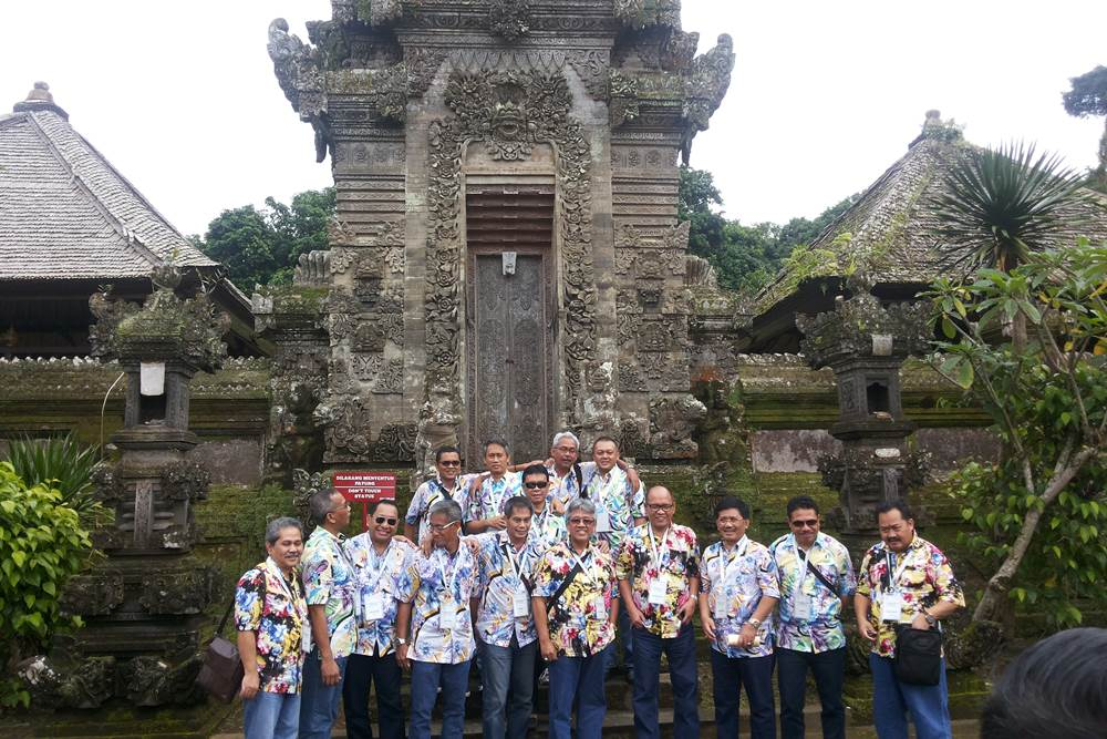 Outbound di Bali Sekretariat Jenderal dan Badan Keahlian DPR RI 02