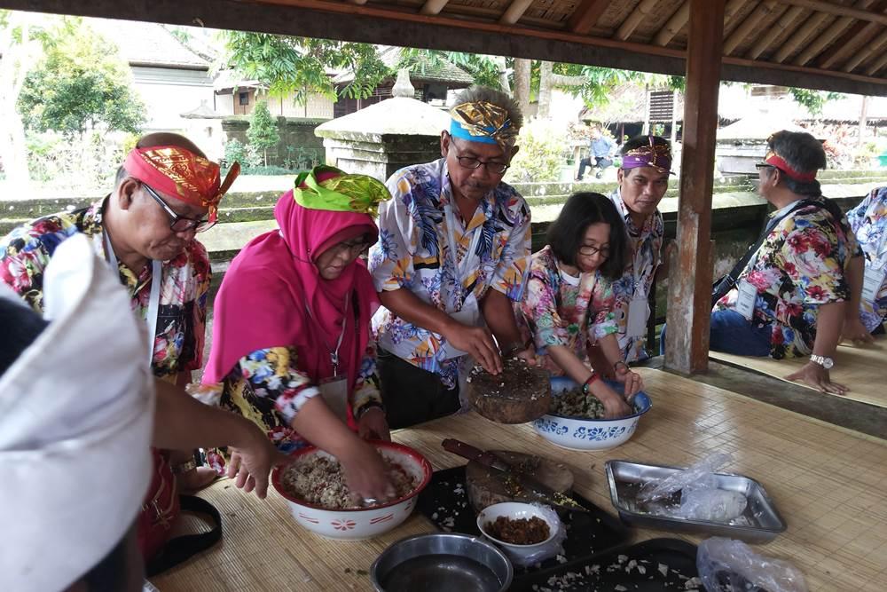 Outbound di Bali Sekretariat Jenderal dan Badan Keahlian DPR RI 04