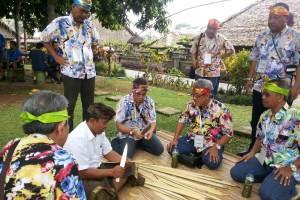 Outbound di Bali Sekretariat Jenderal dan Badan Keahlian DPR RI 05