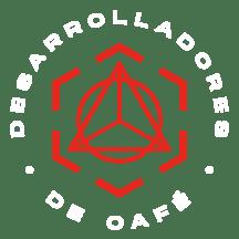 Logo Desarrolladores de Café Blanco