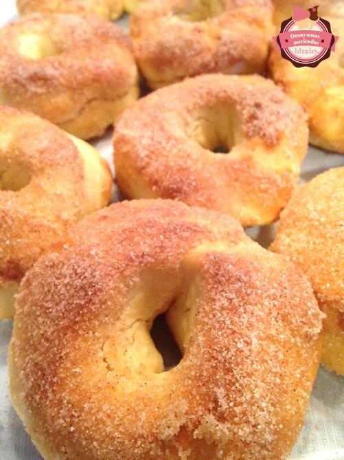 Donuts al horno_1