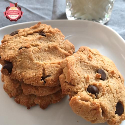 cookies con harina de coco2
