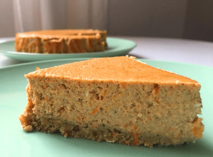 tarta de queso y calabaza 2