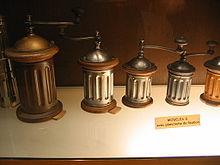 moulins a cafe ancien