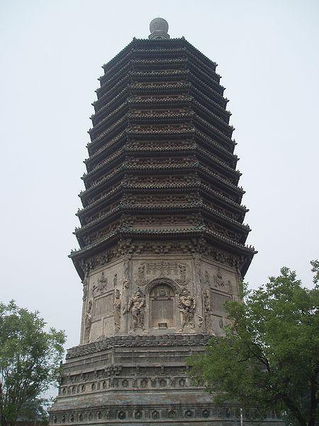pergola chinoise