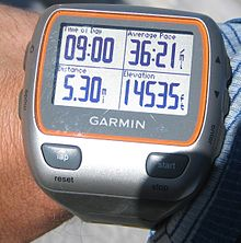 montre gps course