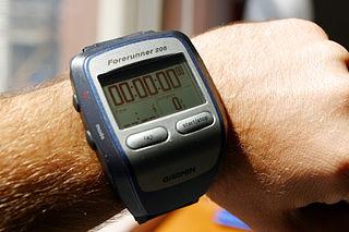 montre running gps