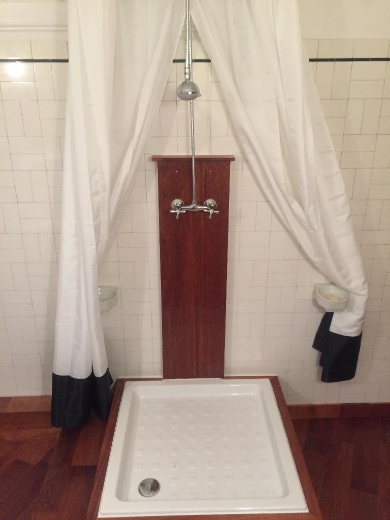 bac à douche