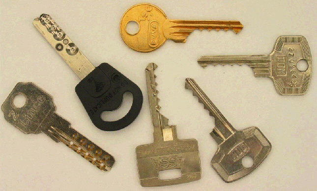 clé plate