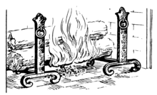 pare feu cheminée