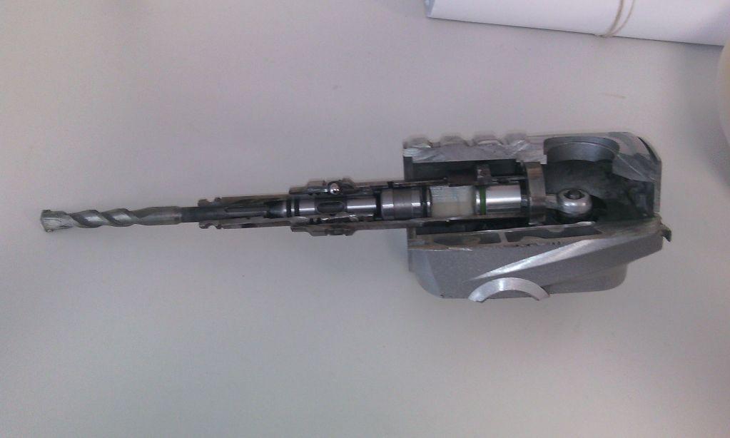 perforateur pneumatique