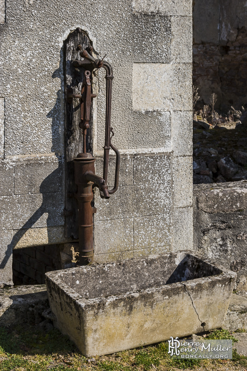 pompe manuelle