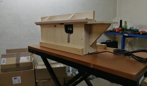rabot electrique