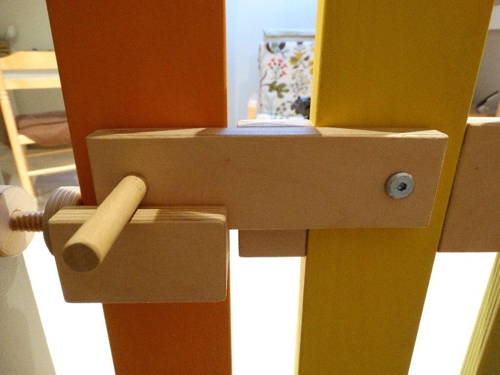 barriere securite pour escalier