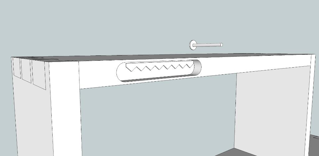 etagere d atelier