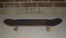 planche longboard