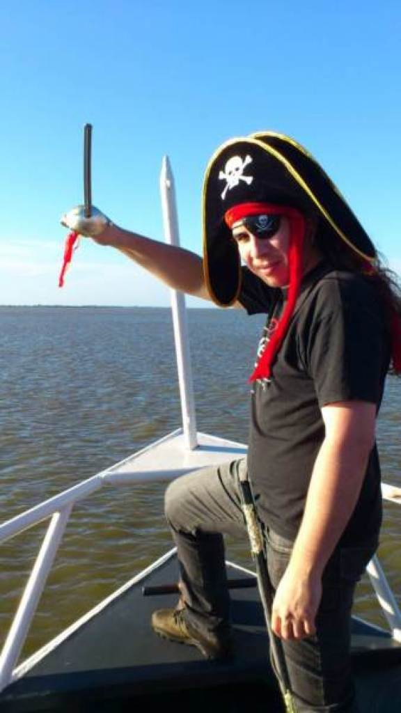 Sequestrando o barco